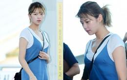 Bớt son phấn đậm đà, Jeong Yeon (Twice) nhận nhiều nhận xét trái chiều từ netizen
