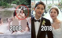 Sau tròn một thập kỷ, vị thế ở làng phim Hàn của 5 tài tử này đã thay đổi ngỡ ngàng!