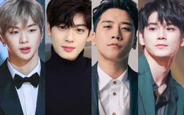 BXH idol nam hot nhất tháng 8: Toàn mỹ nam đình đám, một gương mặt bị chê xấu nhất nhì Kpop bất ngờ lọt top đầu