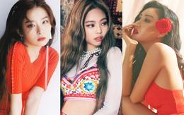 BXH idol nữ hot nhất tháng 8: Jennie bị mỹ nhân Red Velvet đánh bật, nhưng lại là một gương mặt không ai ngờ tới