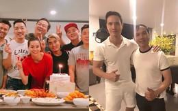 Hà Hồ - Kim Lý lại có động thái lạ: Cùng dự sinh nhật một người bạn nhưng né chụp hình chung