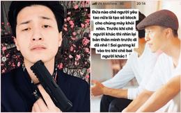 Huỳnh Anh dằn mặt rất gắt khi antifan chê bạn gái nhưng lại sai chính tả