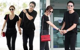 Nhờ lần xuất hiện này tại sân bay, vợ chồng Kwon Sang Woo và Hoa hậu Hàn chứng minh tình yêu 10 năm đẹp nhất Kbiz