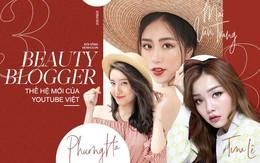 3 nàng beauty blogger mới toanh đang gây bão trên Youtube Việt vì xinh đẹp không thua hot girl