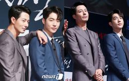 Dàn sao hot đổ bộ sự kiện: Khi tường thành nhan sắc Jo In Sung bị trai đẹp Nam Joo Hyuk dìm trong 1 khung hình