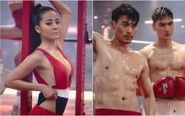 """""""Bỏng mắt"""" với shoot hình khoe body của dàn thí sinh """"The Face Việt""""!"""