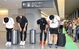 """Bị đuổi khỏi ASIAD, 4 cầu thủ bóng rổ Nhật Bản """"mua dâm"""" phải tự trả tiền vé máy bay về nước"""