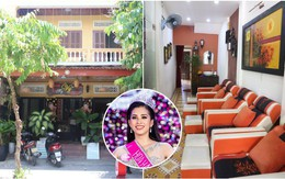 Cận cảnh ngôi nhà của Hoa hậu Việt Nam 2018 Trần Tiểu Vy tại Hội An