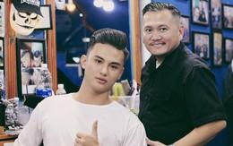 Bí mật sau thành công của thương hiệu tiệm tóc nam được giới trẻ Sài thành yêu mến