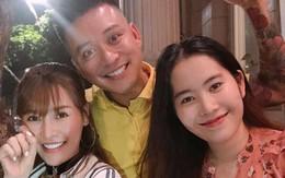 Tuấn Hưng lên tiếng về việc chụp ảnh với Quế Vân, Nam Em nhưng viết tên Trường Giang