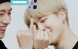 Jimin (BTS): Khi một chàng trai cool ngầu có một đôi bàn tay nần nẫn búp măng xinh như nhi đồng trường tiểu học
