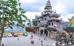 Chuyện về những người đi nhặt ve chai để xây nên ngôi chùa khảm miếng lớn nhất Đà Lạt
