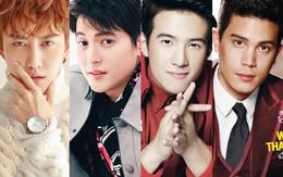 """8 tài tử """"độc thân bền vững"""" hot nhất Thái Lan: Đẹp cực phẩm, tài năng, toàn mỹ nhân đình đám vây quanh song mãi FA"""