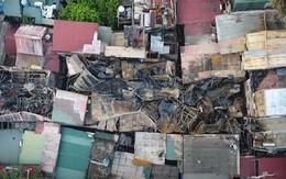 Vụ phát hiện 2 thi thể trong đám cháy gần BV Nhi T.Ư: Đã xác định được nguyên nhân hỏa hoạn