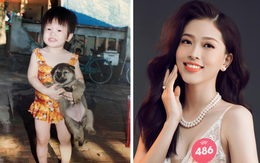 Ảnh thơ ấu của 3 cô gái xinh nhất Hoa Hậu Việt Nam 2018: Đã có người dậy thì thành công đến thế!
