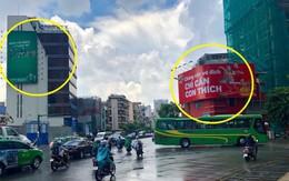 """Biển quảng cáo của hai hãng đồ uống nổi tiếng """"đối thoại"""" với nhau giữa đường phố khiến nhiều người thích thú"""