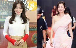 """Cùng là U40: """"Hoàng hậu"""" Tần Lam mặc chất nhưng mặt đơ còn """"kế Hậu"""" Xa Thi Mạn bánh bèo lại tỏa sáng"""