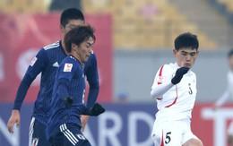 Nhật Bản vào tứ kết giải U23 châu Á sau 3 trận toàn thắng
