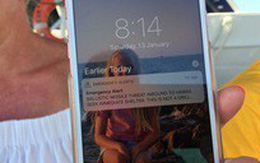 Nhận được tin nhắn cảnh báo tên lửa, dân Hawaii nháo nhào tìm nơi ẩn nấp và cái kết bất ngờ