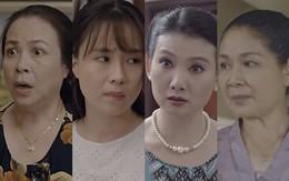 """Chỉ xem một phim mà diện kiến được 4 mẫu bà mẹ điển hình trong """"Cả một đời ân oán"""""""
