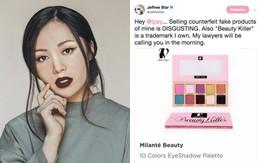 Công ty mỹ phẩm do Michelle Phan sáng lập dính phốt bán hàng nhái, bị chỉ trích dữ dội trên Twitter