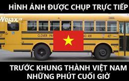 Ảnh chế: U23 Việt Nam dựng xe buýt để làm nên lịch sử