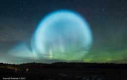Bí ẩn quả cầu rực sáng giữa trời đêm Siberia - phải chăng người ngoài hành tinh đã đến?