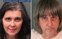 """Bản án dành cho cặp vợ chồng """"quỷ dữ"""" nhốt 13 con trong nhà: Nếu bị kết tội, họ có thể phải ngồi tù 94 năm"""