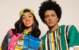 Từ No.35 vụt lên No.3 Hot 100, đây là hit giúp Bruno Mars san bằng kỷ lục với Mariah Carey và Beyoncé