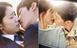 15 cảnh hôn phim Hàn khiến diễn viên liệt cả môi: Cảnh quay 48 tiếng, cảnh 100 lần mới xong