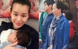 Mới sinh con được 3 tháng, Hồ Hạnh Nhi đã bùng nổ mâu thuẫn với mẹ chồng?