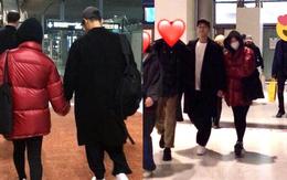 Song Joong Ki và Song Hye Kyo dắt tay nhau tình tứ, lần đầu tiên cùng nhau sang Paris dự một sự kiện