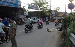 TP. HCM: Xe tải cán chết người rồi bỏ chạy, người dân chạy xe máy truy đuổi, chặn bắt tài xế
