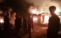 Thua cá độ bóng đá sau trận U23 Việt Nam, nghịch tử uống rượu say châm lửa đốt nhà bố mẹ