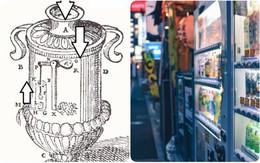 Lịch sử ra đời của máy bán hàng tự động: từ bán nước thánh tại Ai Cập cổ đại, rồi tỏa sáng rực rỡ tại Nhật Bản ngày nay