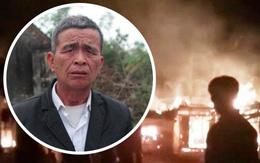 """Vụ nghịch tử đốt nhà nghi thua cá độ: """"Vợ chồng tôi vừa xem xong trận U23 Việt Nam thì nghe hô hoán cháy nhà"""""""