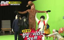 """Lee Kwang Soo bất ngờ cao đột biến trong """"Running Man"""", và đây là sự thật!"""