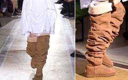 Hỏi nhanh: Bạn có muốn đi đôi boot ngang đùi đồ sộ và trễ nải này không? Nó đang là mốt mới nhất đấy!