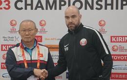 """HLV Park Hang Seo: """"Chúng tôi đã tìm ra điểm yếu của U23 Qatar"""""""
