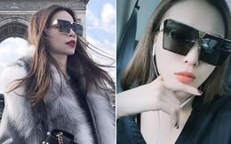 Lại thêm một mẫu kính Hàn dự là sắp hot ở Việt Nam vì Hà Hồ, Kỳ Duyên và rất nhiều fashionista thế giới đã đeo nó