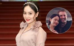Lan Phương chia sẻ chuyện tình ngọt ngào với bạn trai ngoại quốc, công khai chuyện mang thai chỉ sau 6 tháng hẹn hò