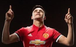 Alexis Sanchez chính thức gia nhập Man Utd