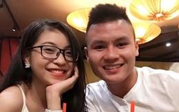 """Sự nghiệp của """"người hùng"""" Quang Hải lên như diều gặp gió từ khi yêu bạn gái hot girl"""
