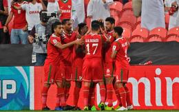 Cập nhật Asian Cup 2019: Oman giành vé đi tiếp, Việt Nam tiếp tục nín thở chờ đợi