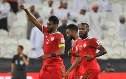 Bàn thắng ở vài giây cuối giúp Oman chiếm suất vào vòng 1/8 của tuyển Việt Nam