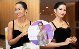 Cùng mái tóc bị chê thảm họa 1 năm trước, H'Hen Niê trở lại xứng danh Hoa hậu được bình chọn đẹp nhất hành tinh