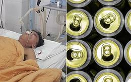Báo chí quốc tế rầm rộ đưa tin về người đàn ông Việt Nam được truyền 15 lon bia vào cơ thể để giải độc rượu