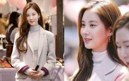 Dự sự kiện từ thiện, em út SNSD khiến fan cảm thán: Hóa ra Seohyun vẫn xinh đẹp như thế này sao?