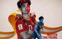 Liên đoàn bóng đá châu Á đăng status chúc mừng sinh nhật Công Phượng
