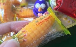"""Dù kẻ khen người chê nhưng kẹo bắp chính là món """"đặc sản"""" của Tết tuổi thơ"""